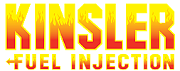 Kinsler Fuel Injection Retina Logo