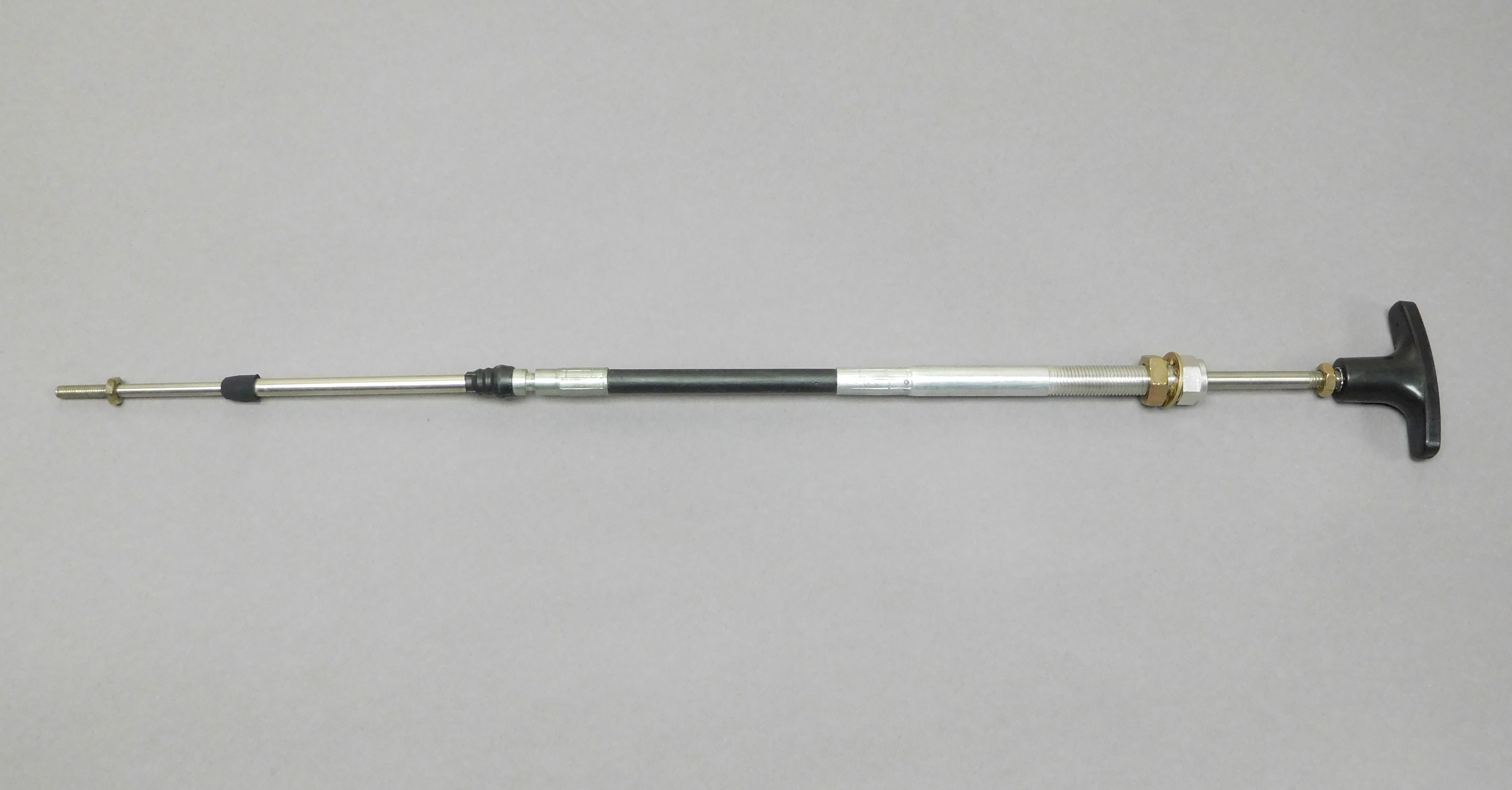Push Pull Cables >> Shut-off Cable, heavy duty, push-pull, T-handle included – Kinsler Fuel Injection
