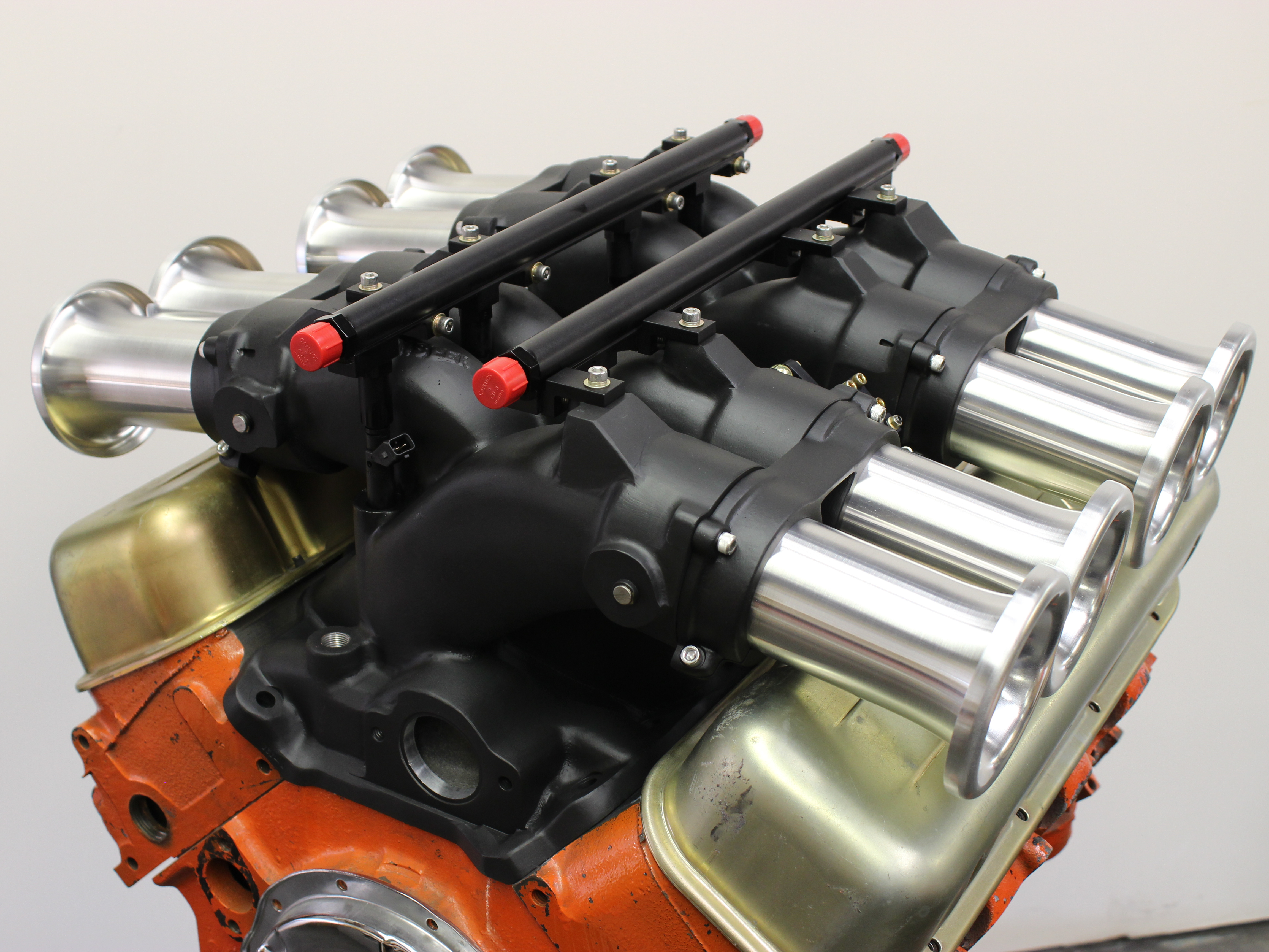 BBC Cross Ram General Motors Racing Manifolds from Kinsler ...