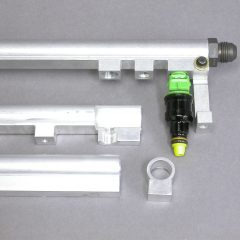 FUEL RAILS & MOUNTING STANCHIONS