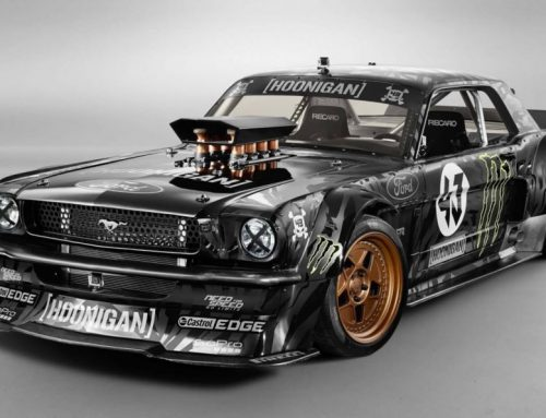 Kinsler Injected Mustang