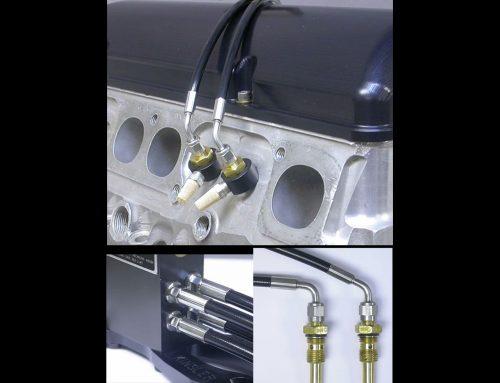 Model HP (High Pressure) Nozzle Lines – Slim, Sleek, LiteWeight