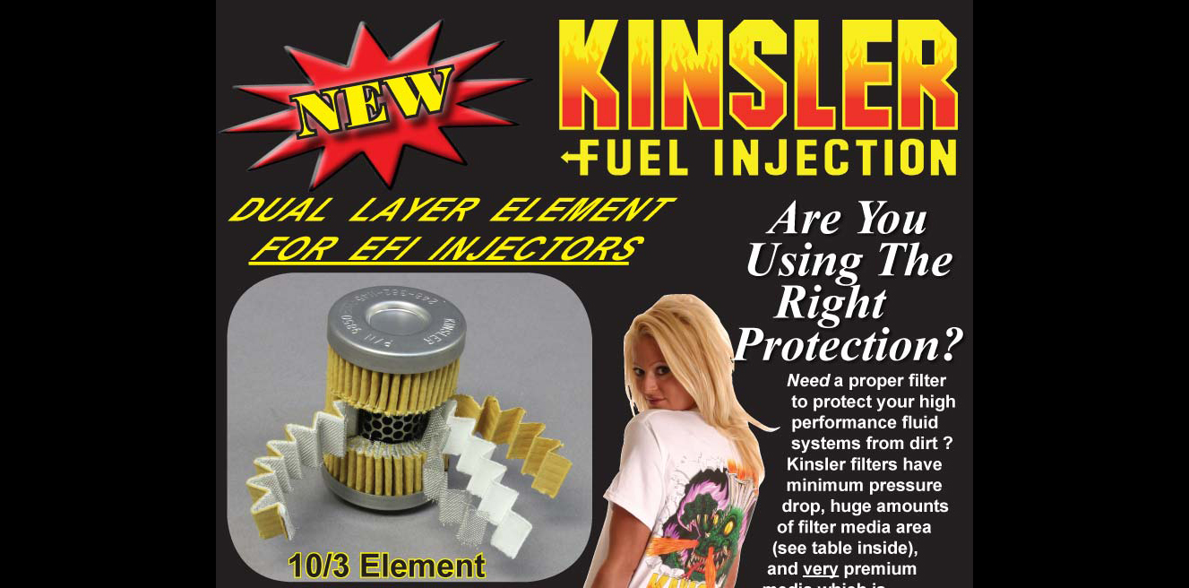 Kinsler Fuel Injection - Manufacturing, Sales and Service