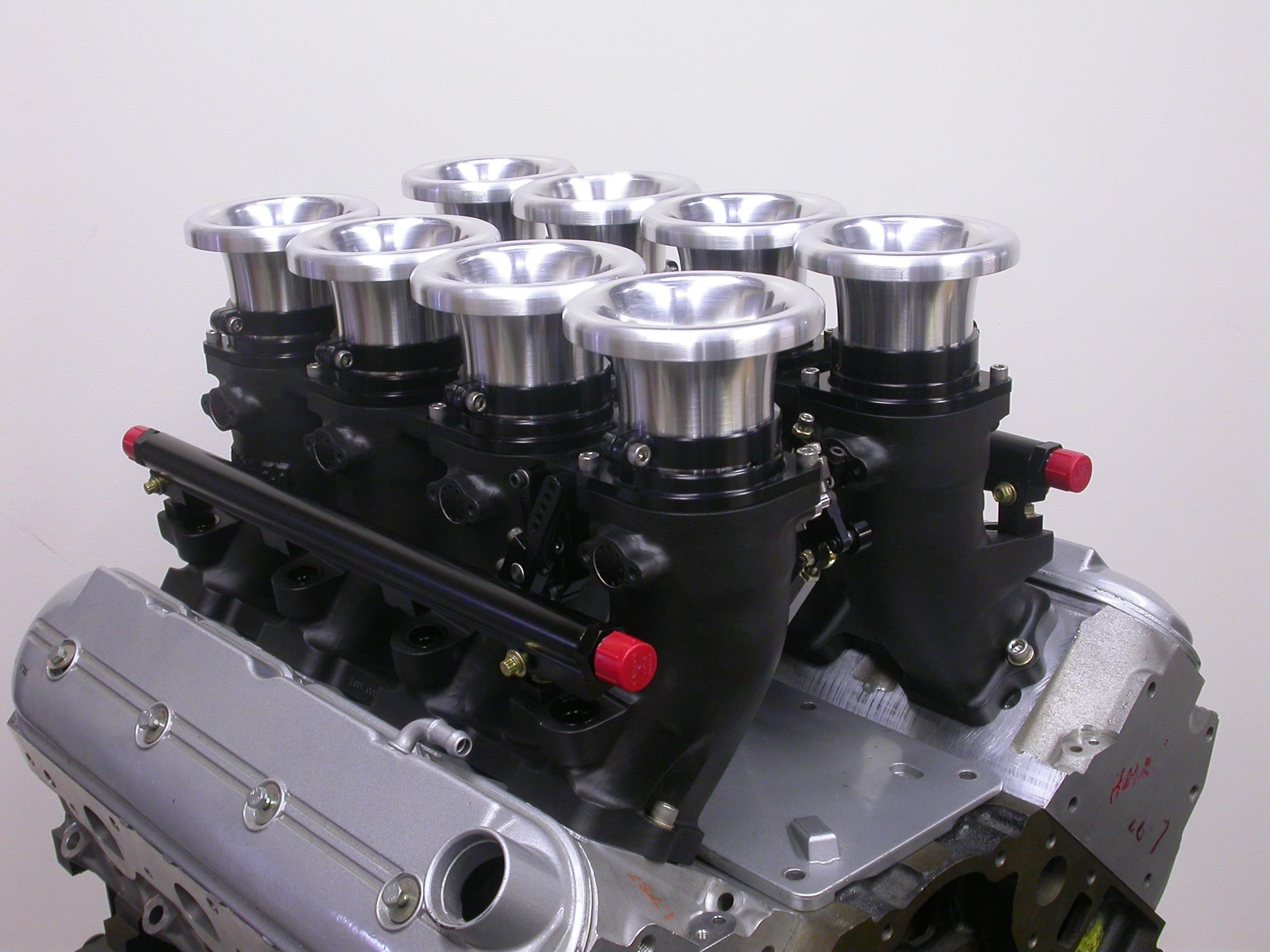 Ls7 Sprint Bbc Manifold General Motors Racing Manifolds