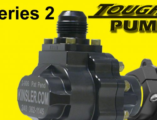 NEW! Series 2 Tough Pump