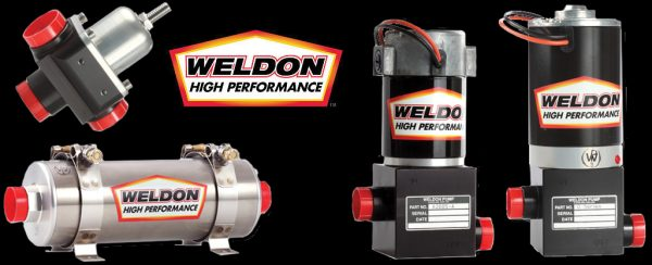 Weldon Electric Racing Fuel Pumps Available Through Kinsler