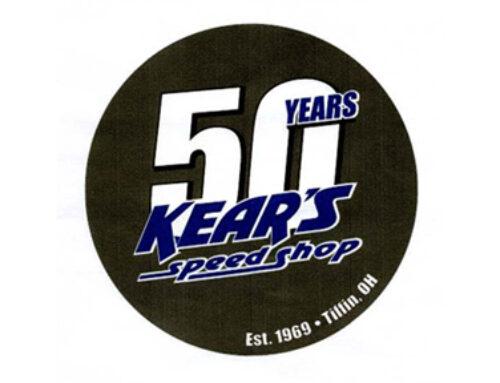 Celebration of Kear's Speed Shop 50th Anniversay