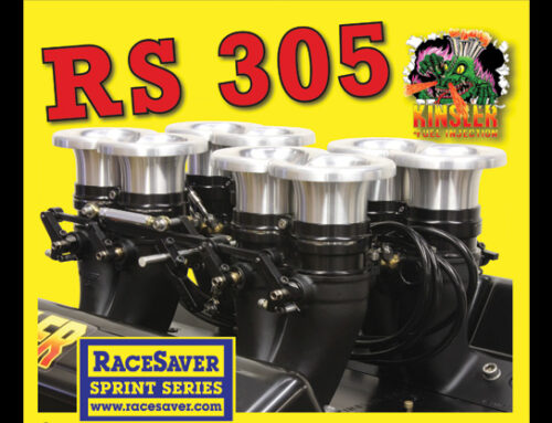 Kinsler RS 305 Manifold Package