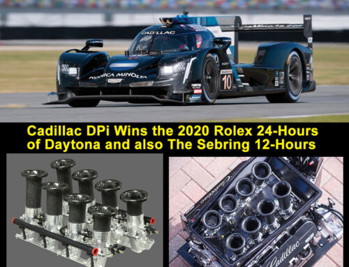 Cadillac DPi takes the win at the 2020 Rolex 24 of Daytona and Sebring 12-Hours