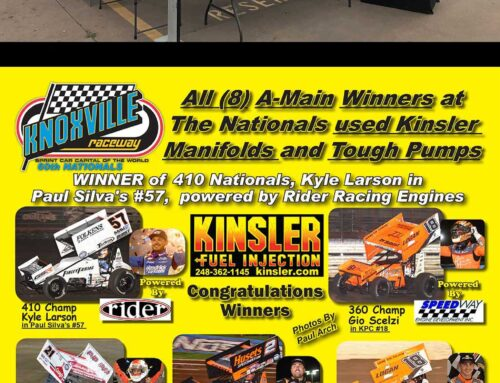 2021 Knoxville Nationals – Winners of ALL (8) A-Mains